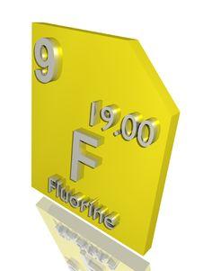 Free Flourine Stock Photo - 10270360