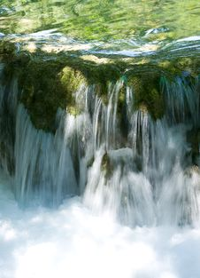 Free Small Waterfall Stock Photos - 10270533