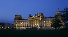 Free Reichstag Stock Photography - 10270702