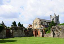Free Waltham Abbey Stock Photography - 10270812