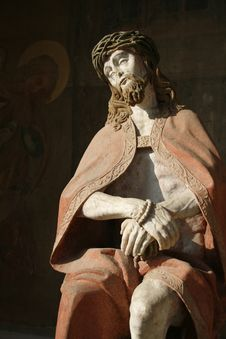 Free Statue Of Jesus Christ Royalty Free Stock Image - 10271556