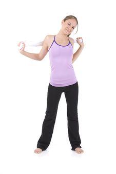 Free Fitness Stock Image - 10271871