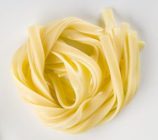 Free Boiled Tagliatelle Stock Images - 10272664