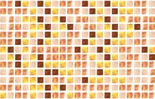 Mosaic Design Stock Photography