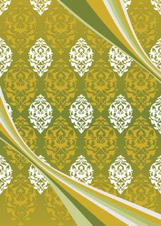 Free Traditional Ottoman Turkish Design Royalty Free Stock Image - 10272896