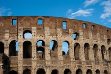 Free Rome Colosseum Stock Photo - 10275470