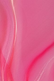 Free Folds Of Red Silk Stock Image - 10275991