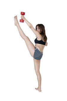 Free Gymnastics Stock Photography - 10277522