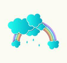 Free Rainbow Stock Photography - 10278342