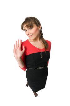 Free Funny Woman Stock Photo - 10278420