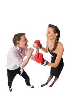 Free Boxing Stock Photo - 10278590