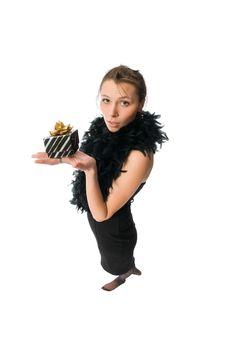 Free Funny Woman Royalty Free Stock Photos - 10278678