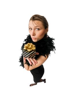 Free Funny Woman Stock Photos - 10278693