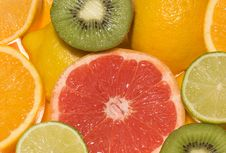 Free Fresh Fruits Stock Image - 10279201