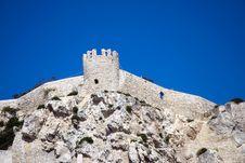 Free Saint Nicola Tower - Tremiti Islands Royalty Free Stock Photo - 10279785