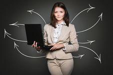 Free Girl, Professional, Computer Wallpaper, Human Behavior Stock Image - 102706601