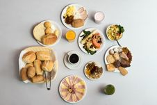 Free Food, Meal, Appetizer, Brunch Stock Photo - 102707140