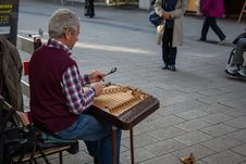 Free Street, Musical Instrument, Xylophone, Recreation Royalty Free Stock Photography - 102707187