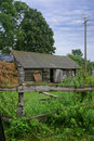 Free Scenic Deserted Farm Royalty Free Stock Photo - 10285145