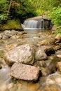 Free Waterfall Creek Royalty Free Stock Images - 10286939