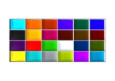 Palette Royalty Free Stock Photo