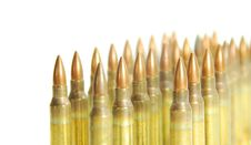 Free Rows Of Bullets Stock Photo - 10282560