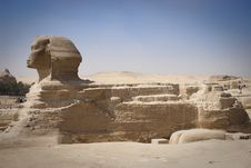 Free The Sphinx Stock Photo - 10282680