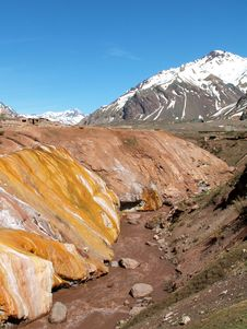 Free Argentinian Andes Royalty Free Stock Images - 10283199