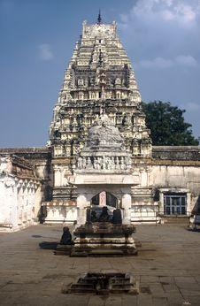Free Temple, India Stock Photos - 10284063