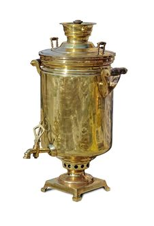 Free Samovar Royalty Free Stock Image - 10285136
