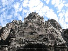 Free Bayon 4 Stock Photo - 10285630