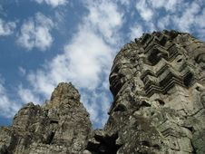 Free Bayon 6 Stock Photos - 10285653