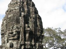 Free Bayon 7 Stock Photo - 10285660