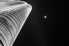 Free Petronas Tower Stock Image - 10286651