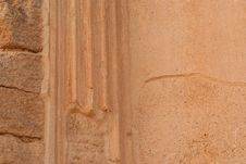 Free The Ancient Column Stock Photos - 10288103