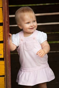 Free Little Girl Royalty Free Stock Images - 10288489