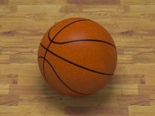 Free Basketball Ball Stock Images - 10289594