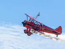 Free Aircraft, Airplane, Mode Of Transport, Biplane Royalty Free Stock Photography - 102876167