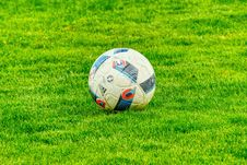 Free Grass, Football, Green, Ball Stock Images - 102878424