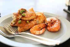 Free Dish, Food, Seafood, Fried Food Royalty Free Stock Photos - 102878428