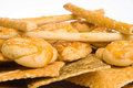 Free The Different Biscuits Royalty Free Stock Image - 10298966