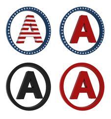 Free Amero Sign Stock Image - 10290411