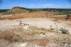 Free Red Centre - Australian Desert Stock Image - 10291711