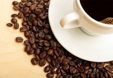 Free Cup Of Coffee Stock Photography - 10292152