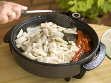 Free Cooking Paella Stock Photos - 10292543