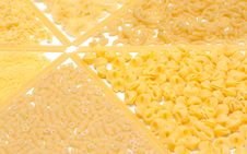 Free Dry Noodle Put By Background Stock Images - 10292674