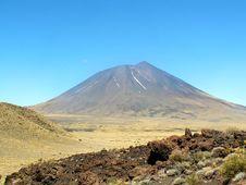 Volcano Licancábur Stock Photos