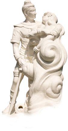 Free Mythological Statue Royalty Free Stock Photography - 10296737