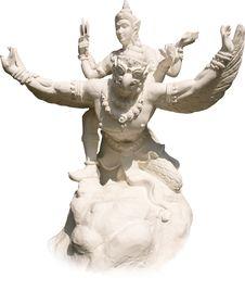 Free Mythological Statue Stock Photography - 10296742