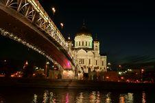 Free Cathedral Of Christ The Saviour Royalty Free Stock Image - 10297956